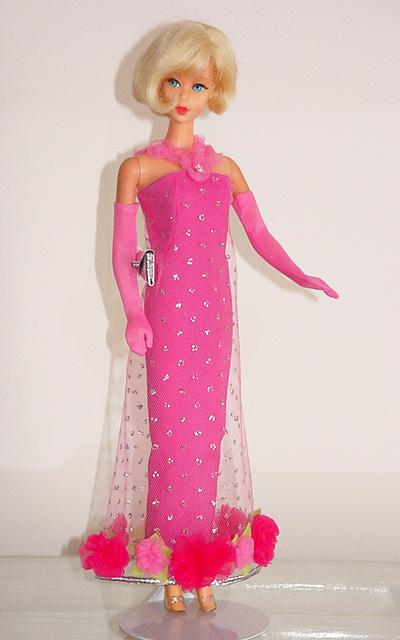 Barbie 1968 Extravaganza Reproduction
