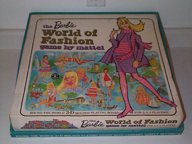 1967 World of Fashion Game