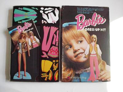 1970 Barbie Colorforms