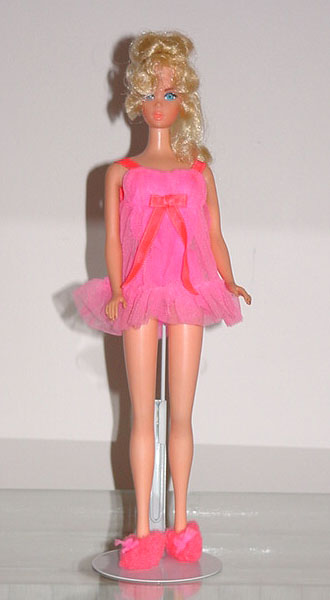 Mod Barbie 1971 Baby Doll Pinks #3403