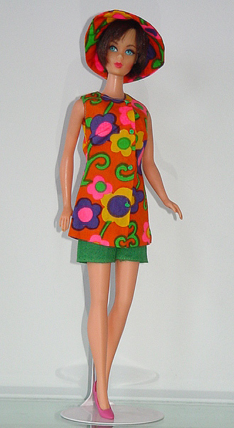1967 Barbie Bermuda Holidays #1810