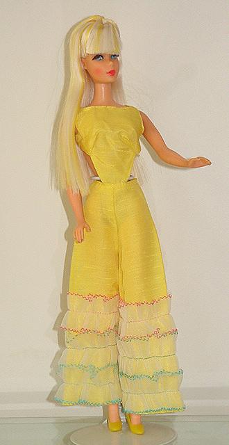 Mod Barbie 1967 Caribbean Cruise #1687
