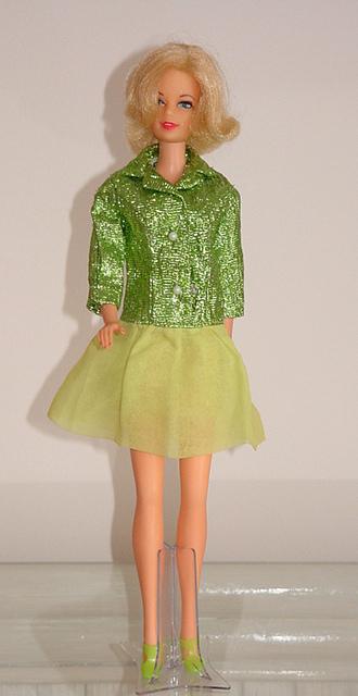 Mod Barbie 1970 City Sparkler #1457