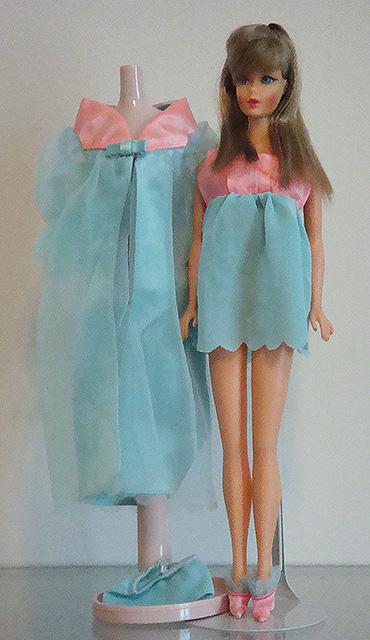 Mod Barbie 1969 Cloud 9