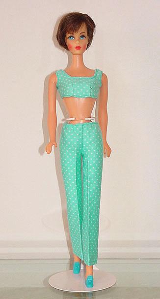 Mod Barbie 1970 Cool Casuals #PAK