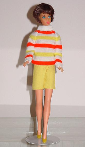 Mod Barbie 1969 Country Caper #1862