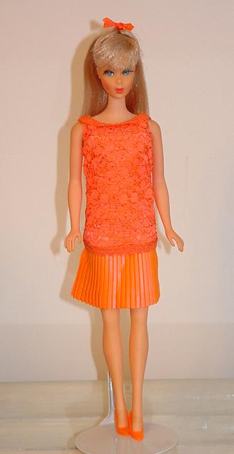 Mod Barbie 1967 Disco Dater #1807