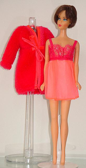 Mod Barbie 1969 Dream-Ins #1867