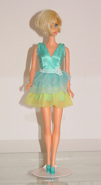 Mod Barbie 1970 Dreamy Blues #1456