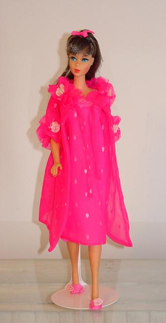 Mod Barbie 1968 Dreamy Pink #1857
