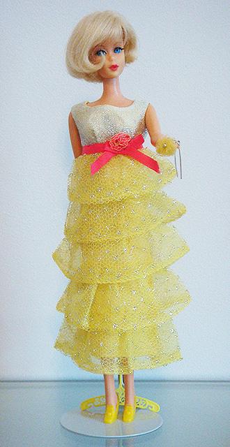Barbie Fabulous Formal #1595