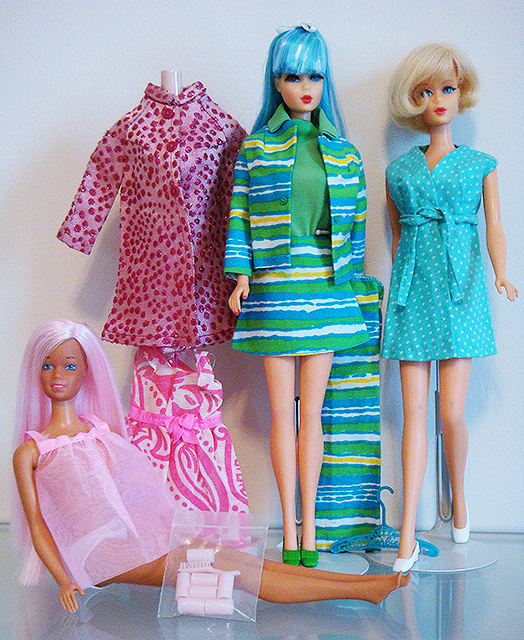Mod Barbie 1971 Fashion Bouquet #1511