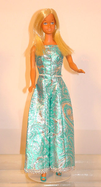 Mod Barbie 1969 Firelights #1481