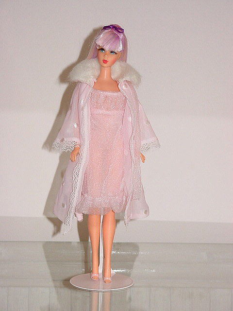 Pink Champagne in Lovely N Lavender